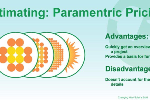 Parametric Estimating for the Solar Industry - PVBid