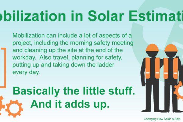Mobilization in Solar Estimating - PVBid